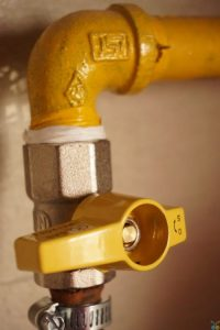 Service-line water pipe