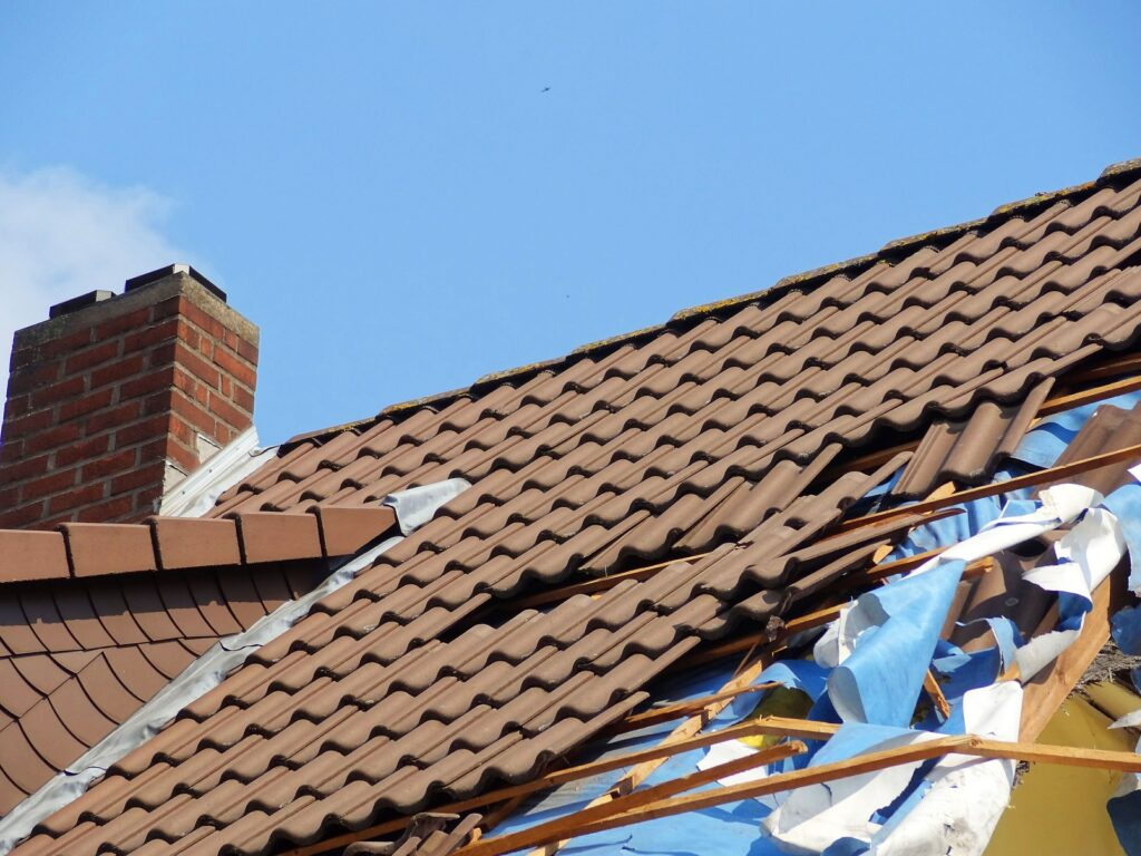 After a storm, beware roofing scammers.