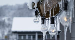 Ice damming is a common, but avoidable problem in winter.